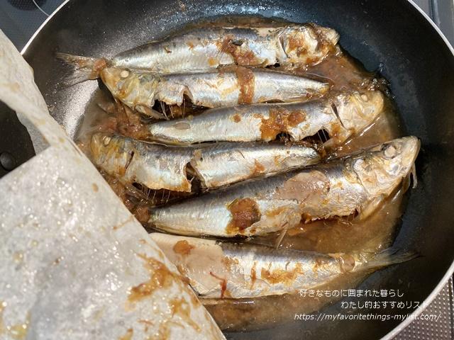 栗原はるみ 青魚の梅昆布煮23