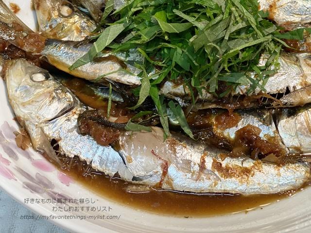 栗原はるみ 青魚の梅昆布煮26