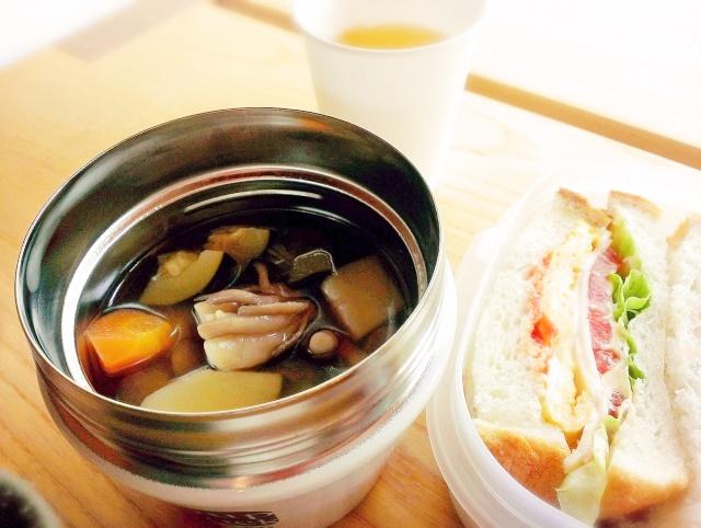 奥薗壽子さん 鶏団子スープ1