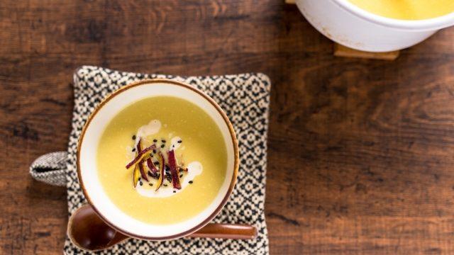 有賀薫さんのスープ