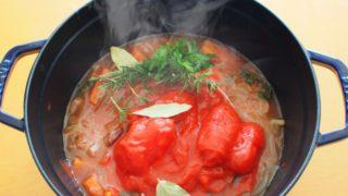 Atsushi 豚肉とトマトのさっぱり鍋