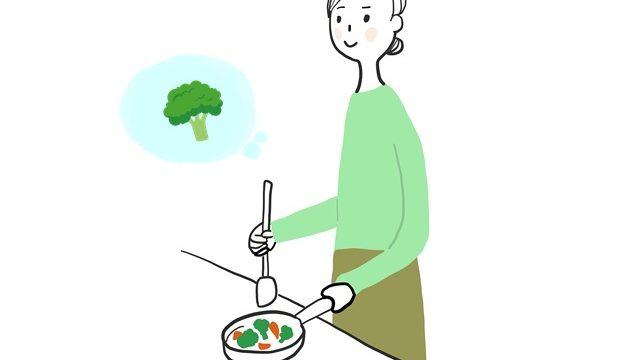 ブロッコリーの保存方法