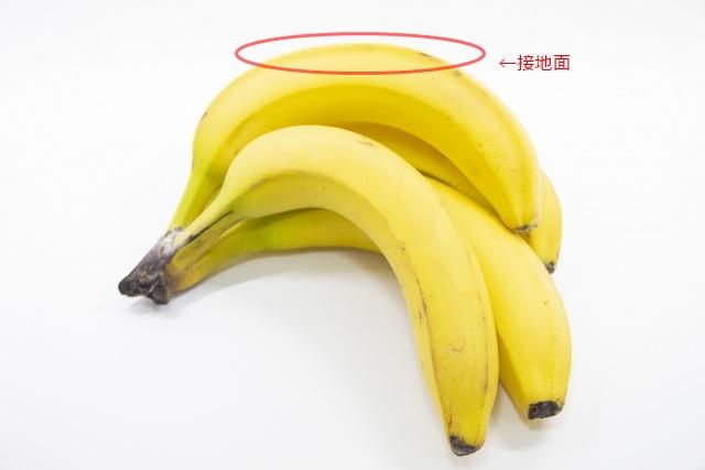 バナナの保存法