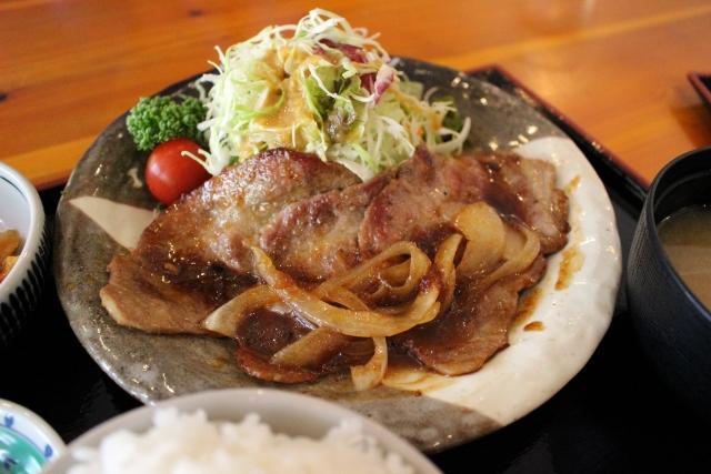 ヨシダゴハン 生姜焼き
