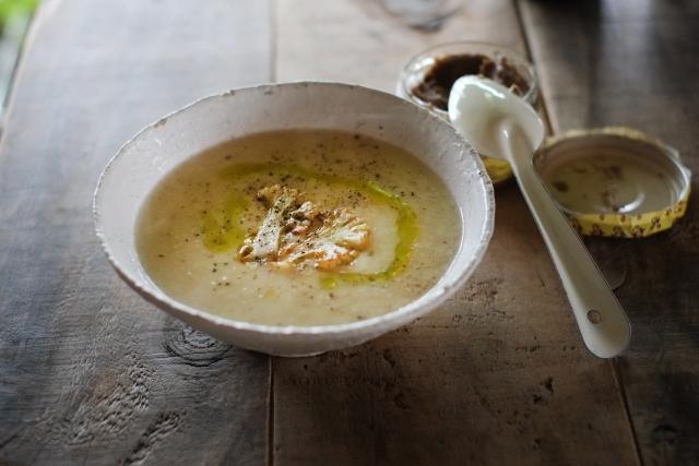 志摩さん野菜スープ