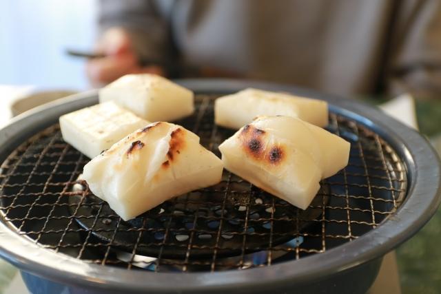 山本ゆりさんお餅のアレンジレシピ